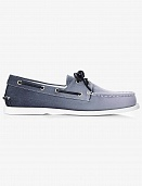 Ombre boat shoe - blue